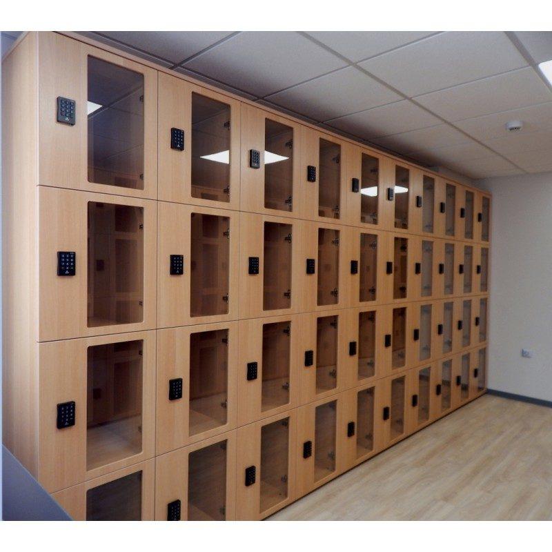 Ιματιοθήκες - Lockers ξύλινα